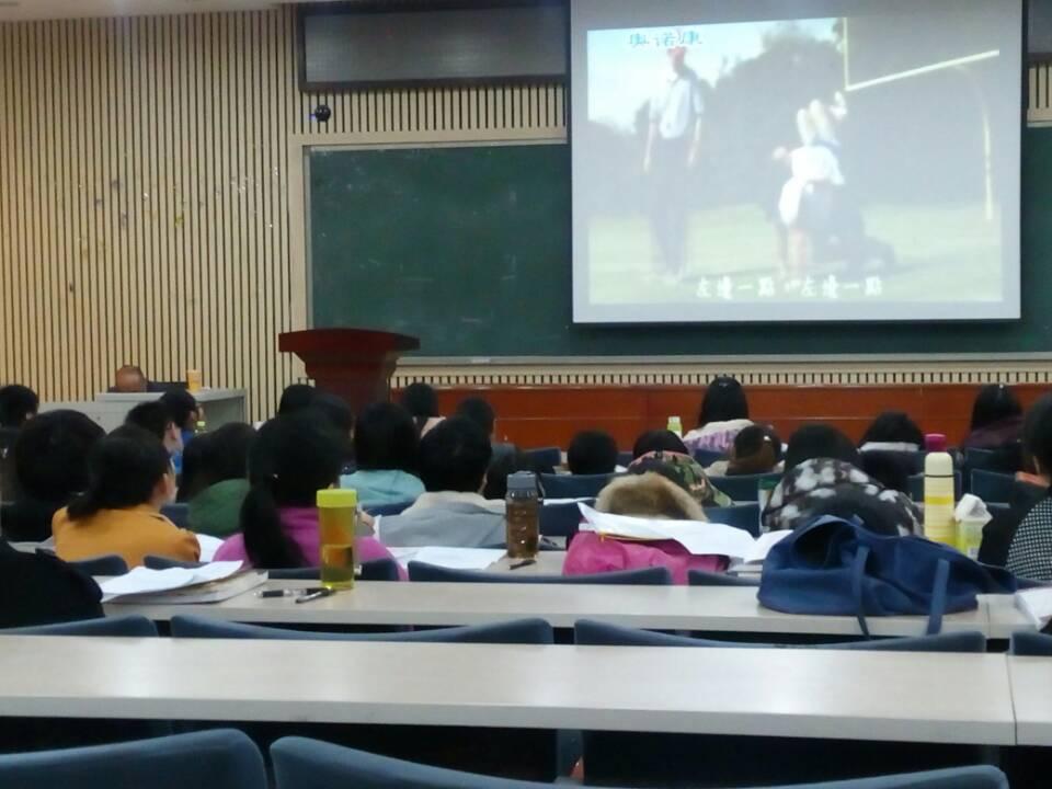 2014北京注协大学生实习就业走进嘉华学院